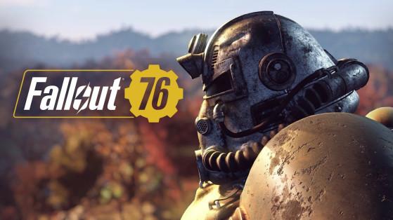 Fallout 76 : Guitar Sword et nom de la carte