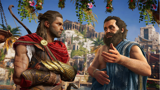 Assassin's Creed Odyssey jouable sur Google Chrome