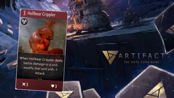 Artifact : Hellbear Crippler