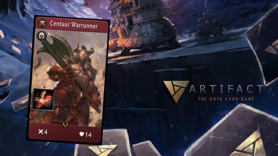 Artifact : Centaur Warrunner