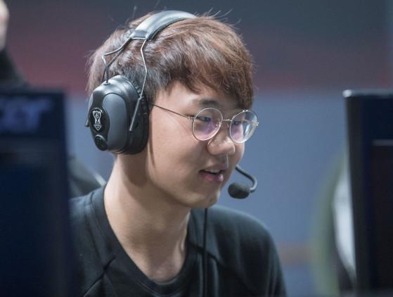 Kuro vivra sa 3ème coupe du monde - League of Legends