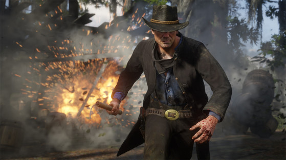Guide Red Dead Redemption 2 : Consommables, objets