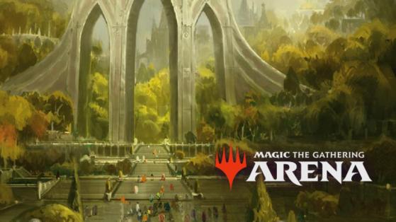 Magic Arena, decks Ravnica