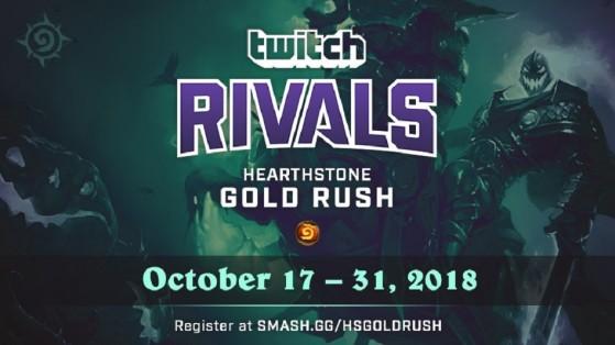 Hearthstone, Twitch Gold Rush Challenge