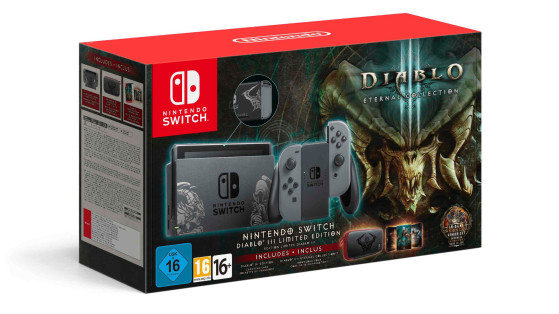 Pack Nintendo Switch Diablo 3 : Eternal Collection