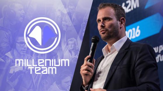 Annonce de la fermeture du club esport Millenium à la fin de l'année