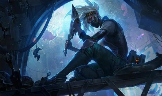 Le winrate de l'Assassin rebelle a explosé dans cette phase de groupes - League of Legends