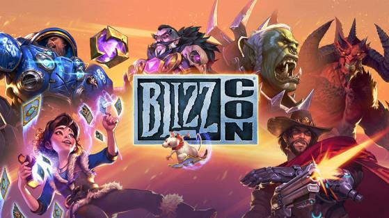 Blizzcon 2018 :  annonces, extensions, cinématiques, tournois esport