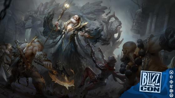 BlizzCon 2018 : Conférence Diablo immortal, Diablo PC