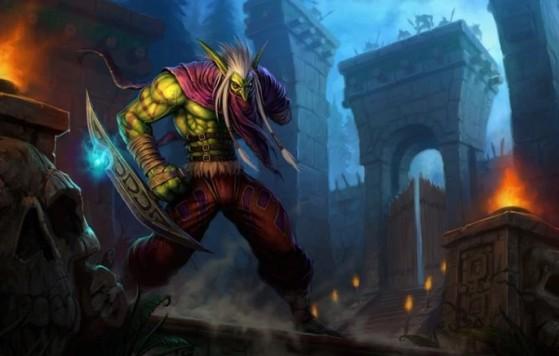 Zul'jin, un futur héros légendaire ? - Hearthstone