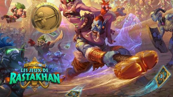Promo Jeux de Rastakhan, découvrez l'extension Hearthstone via Amazon Coins