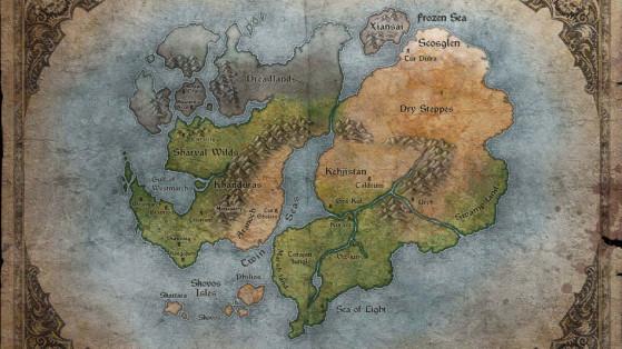 Guide Diablo Immortal : Monde, carte, zone, donjon, Ouestmarche, Sanctuaire