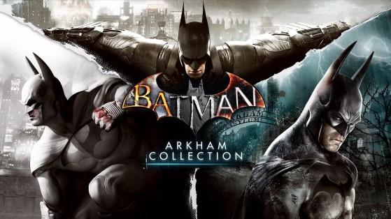 Une Batman Arkham Collection serait sur le point de sortir