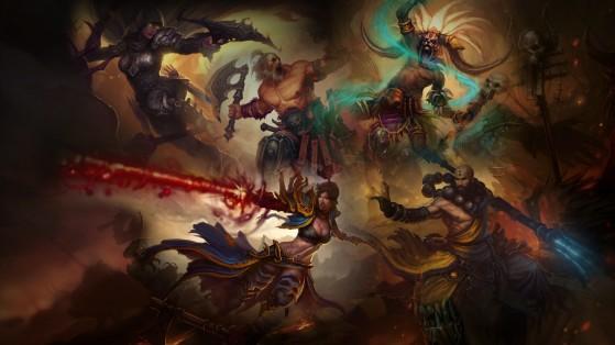 Guide du débutant Diablo 3 : Classes, création de personnage, saison