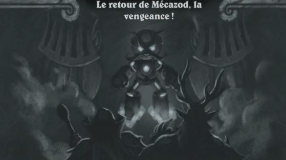 Hearthstone, Bras de fer : Le retour de Mécazod, la vengeance