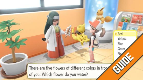 Pokemon Let's GO : guide des natures