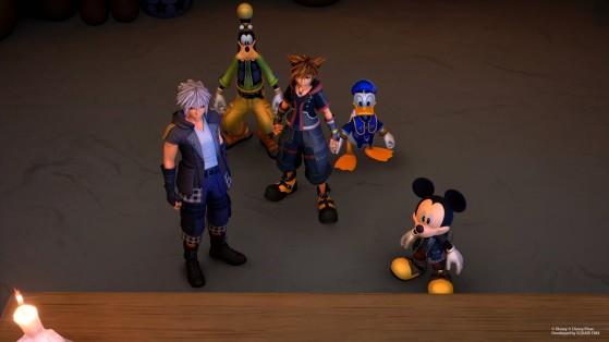 Kingdom Hearts 3 : nouvelles images et nouvelle invocation