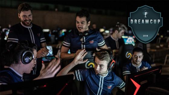 Fortnite : Dreamcup de la Dreamhack Séville, informations et résultats