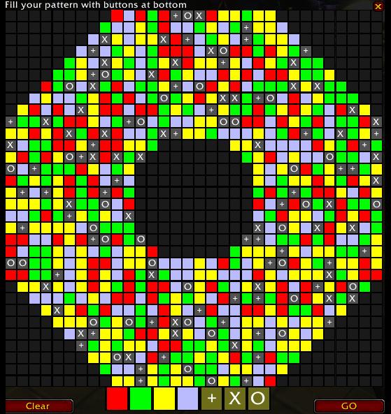 Puzzle sur Hivemind HoO Puzzle Helper - World of Warcraft