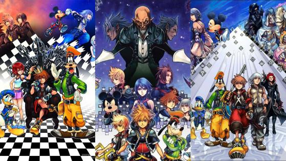 Guide Kingdom Hearts 3 : Résumé de l'histoire, toute la série