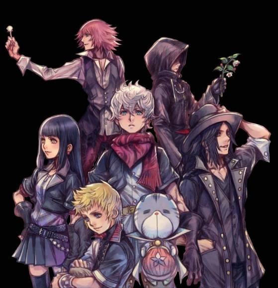Les nouveaux Leaders - Kingdom Hearts 3