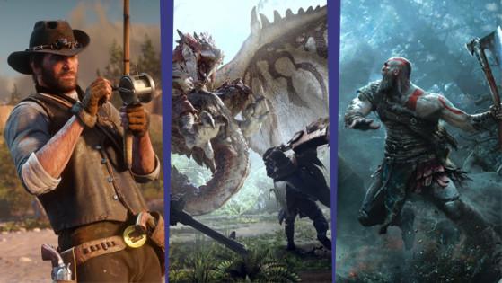 2018 : nos guides pour les meilleurs jeux de l'année