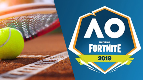 Fortnite Summer Smash : un tournoi à l'open de tennis d'Australie