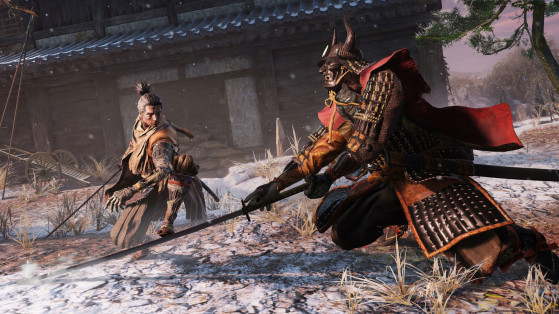 Sekiro : Shadows die Twice - Multijoueur, progression & mort