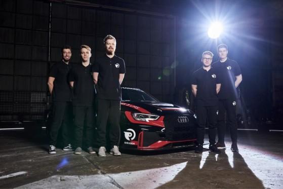 LoL - LEC 2019 : La marque Audi partenaire d'Origen