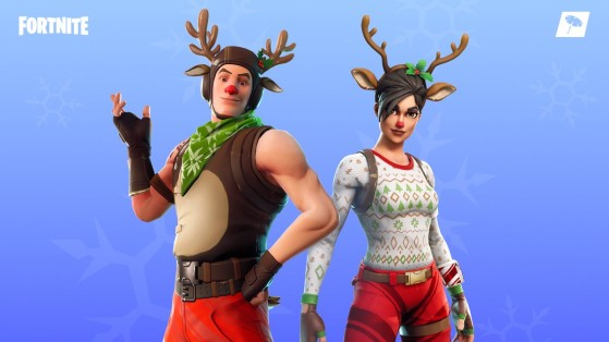 Boutique Fortnite du 12 janvier