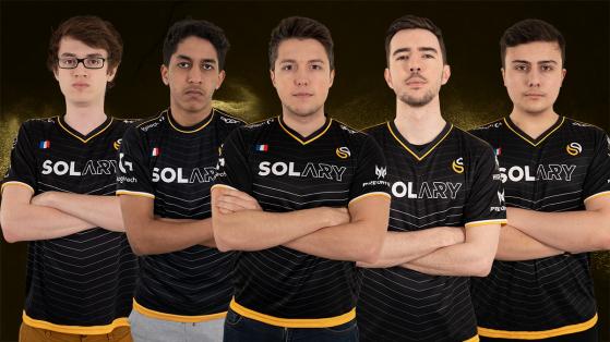 LFL LoL 2019 : Solary, joueurs, équipe