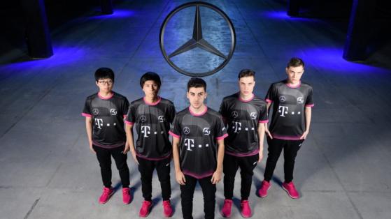 LoL : Mercedez Benz et le FC Cologne partenaire de SK Gaming - LEC 2019