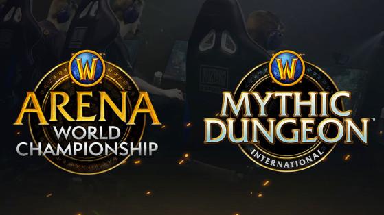 WoW BFA ESport : MDI et Arena World Championship 2019