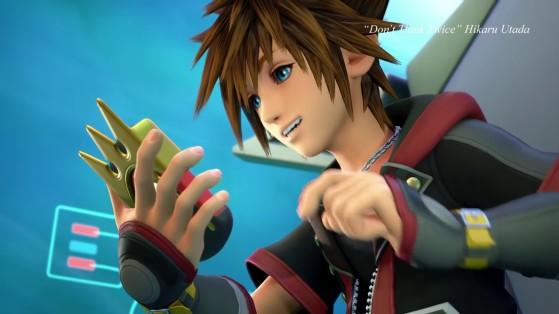 Guide Kingdom Hearts 3, emblème fétiche : Fin secrète