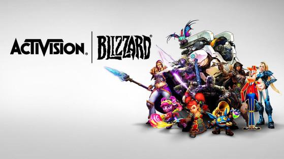 Activision Blizzard : des centaines d'emplois supprimés