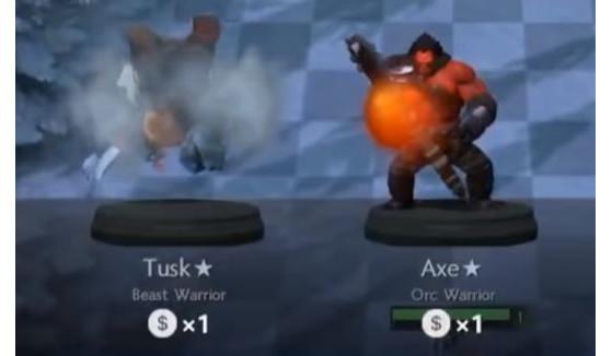Typiquement deux héros à pick en earlygame pour une éventuelle synergie Guerriers à venir, et pour leur puissance earlygame. - DotA 2