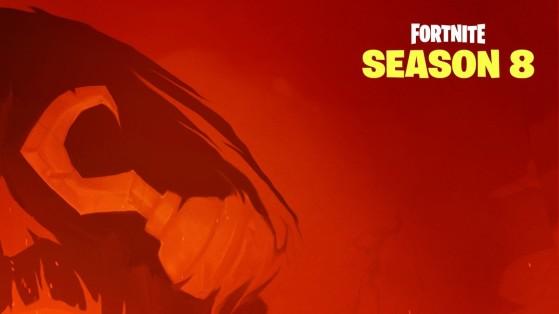 Fortnite : saison 8 teaser