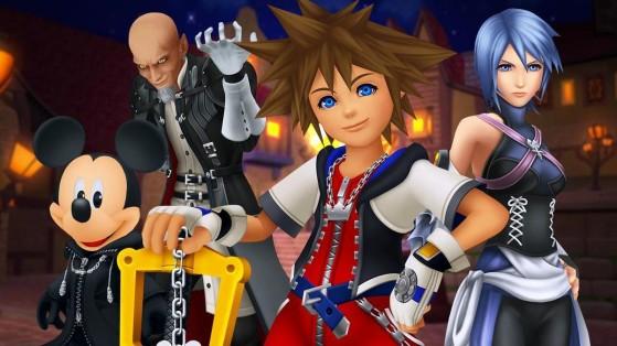 Kingdom Hearts The Story so Far : Date de sortie