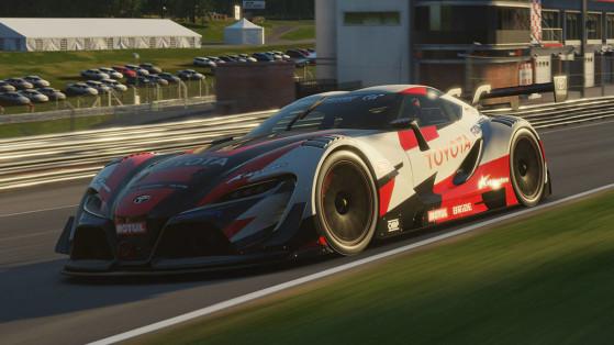 Gran Turismo Sport : mise à jour 1.34 et nouveaux contenus