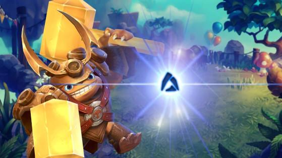 Skylanders Ring of Heroes : Guide Runes, Amélioration et Sets