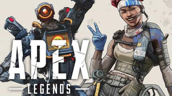 Apex Legends : leak du battle pass
