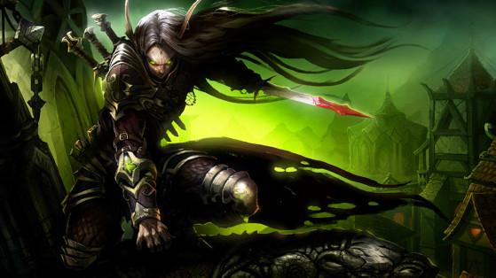 Artiste : Hichem Zarrad - World of Warcraft