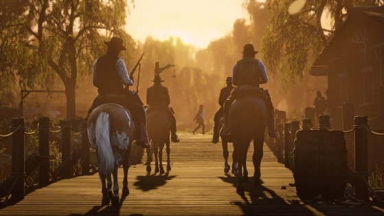 Red Dead Online : Patch, mise à jour, printemps, Online