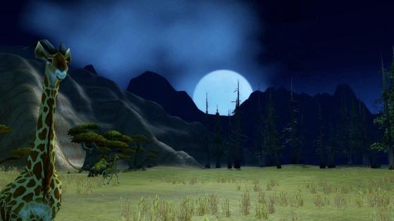 Les Tarides, c'était un peu de savane près de chez vous, jusqu'à ce qu'un Druide se dise que tiens, ce serait cool d'aller taquiner le Rêve d'Emeraude pour faire de l'endroit une vaste plaine luxuriante. Le fail fut epic, comme disent les jeunes. - World of Warcraft