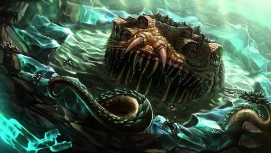 Yogg-Saron, «père» de la malédiction de la chair - World of Warcraft