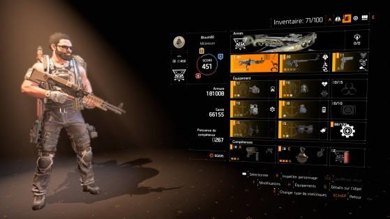 Guide The Division 2 : Tout pour votre build, Gear Set, marques, talents