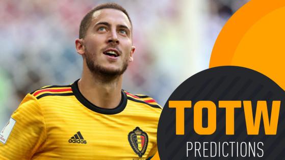 FUT 19 : prédiction équipe de la semaine, TOTW 28