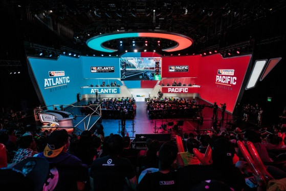 Overwatch League 2019, OWL 2019 : All-Star, Divisions, Atlantic, Pacific