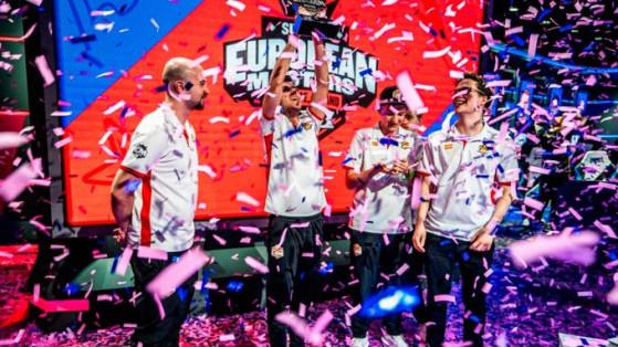 Vainqueurs de la dernière édition, la structure espagnole Mad Lions sera de la partie. - League of Legends