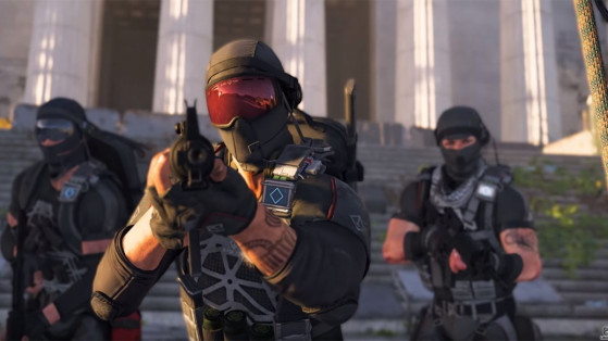 The Division 2, Maintenance du 5 avril : Patch Tidal Basin, World Tier 5